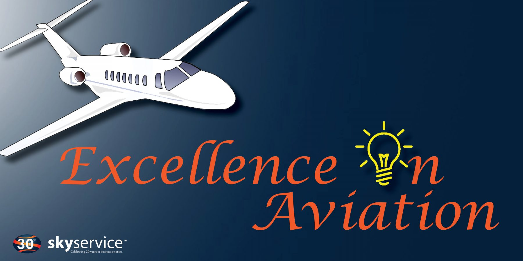Skyservice™ Branches Out with New Original Content Series Excellence in Aviation