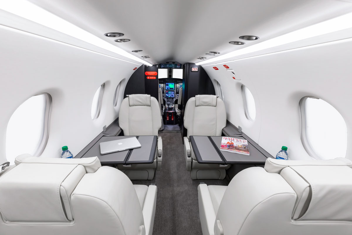 Pilatus PC-12NG Interior 2