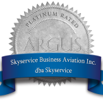 Skyservice Business Aviation Inc. - ARGUS Ratings Seals