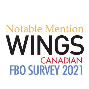Skyservice Calgary, Ottawa, and Montreal FBO's Best Notable Mention 2021